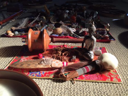 Drumming & Meditation at the Crossroads of Shamanism & Tantra
