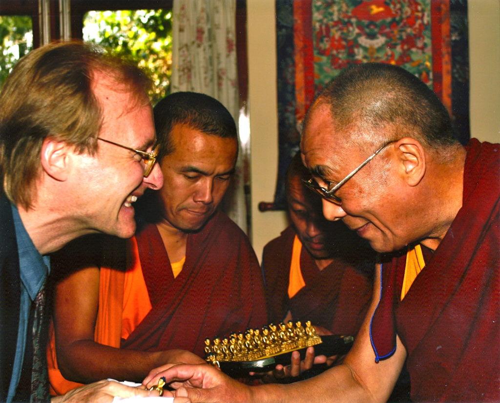 On Meditation and Long Retreats by Andrew Holecek via the Menla Retreat Blog